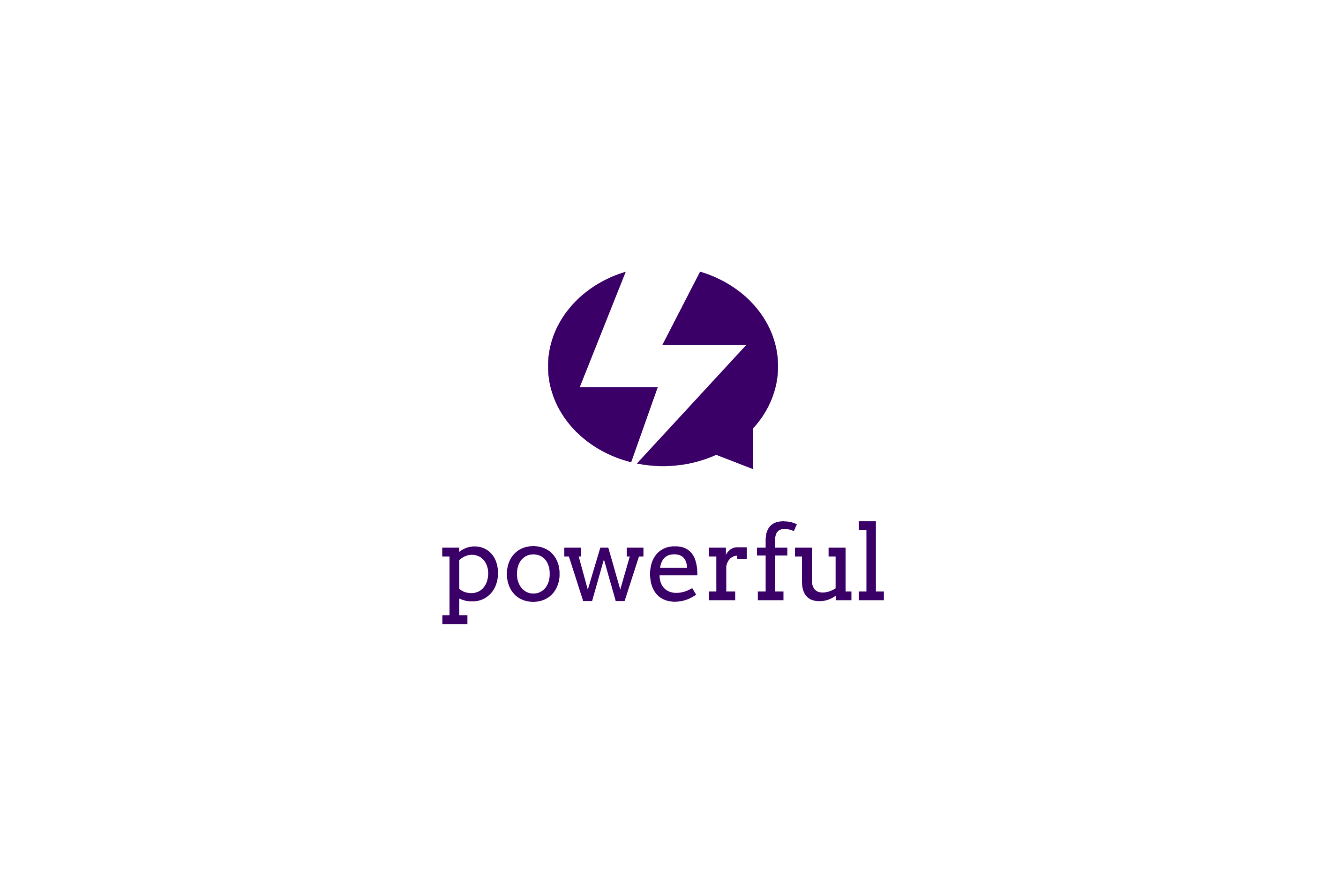Powerful Logo